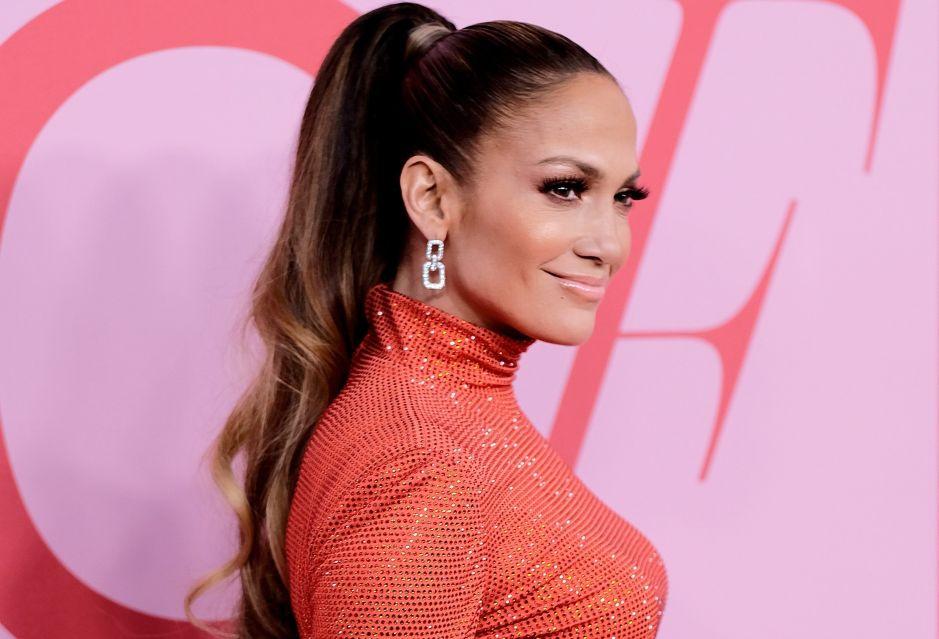 Así lucía Jennifer Lopez cuando era adolescente