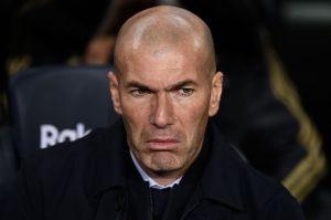 Nadie tiene su trabajo seguro, ni siquiera Zinedine Zidane