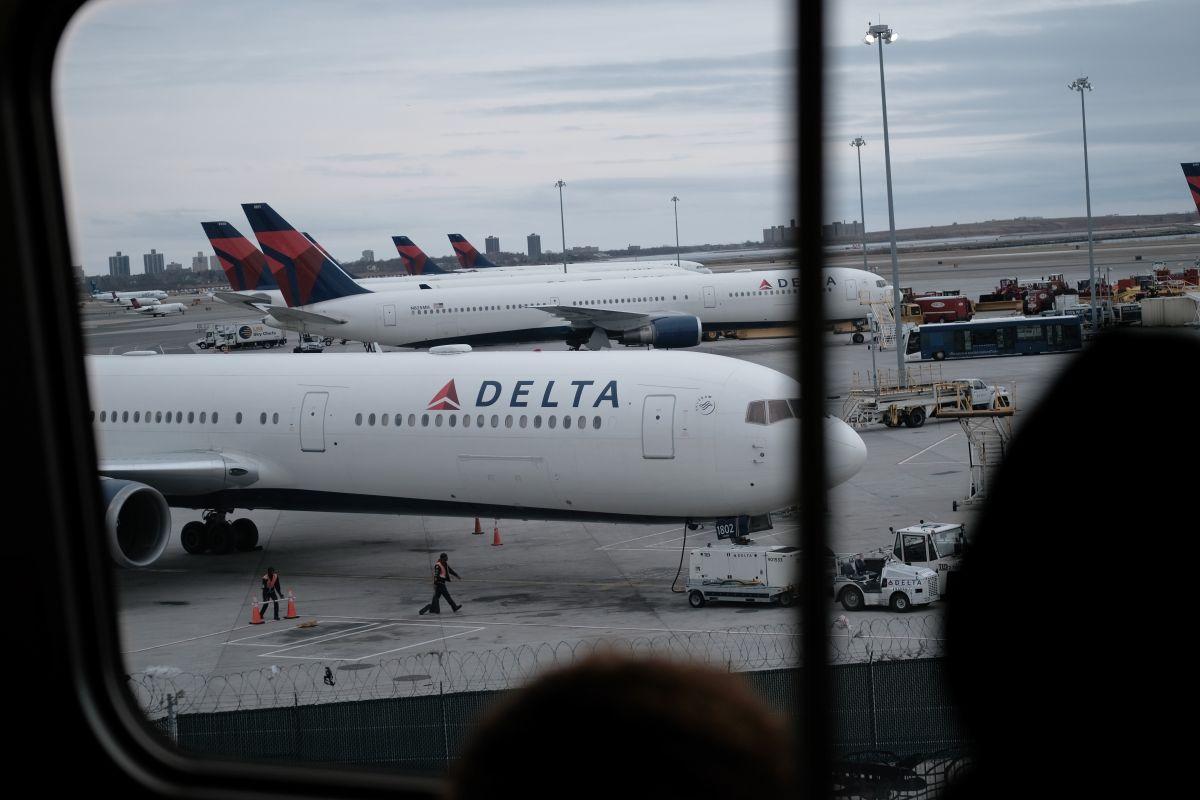 Los aviones de Delta tienen un promedio de 20 años y estarían valorados entre $13 y $14 millones de dólares.
