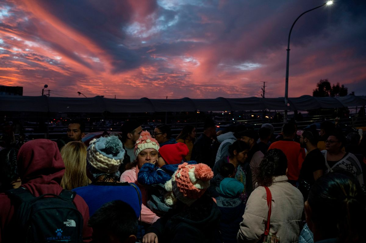 El Gobierno de Trump posterga las audiencias a inmigrantes que piden asilo, debido al coronavirus