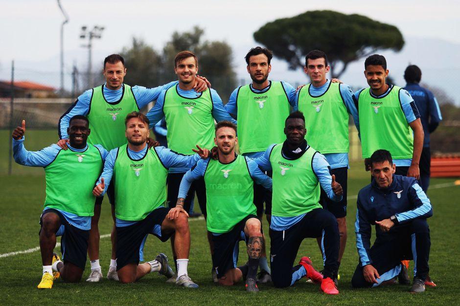 ¡La Lazio también quiere entrenar ya! En Italia se desata una polémica por clubes que buscan reanudar actividades en medio de la crisis por el coronavirus