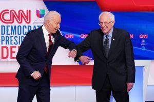 """Sanders llama """"golpe a la democracia"""" la cancelación de primarias en Nueva York; piden anular a todos los delegados"""
