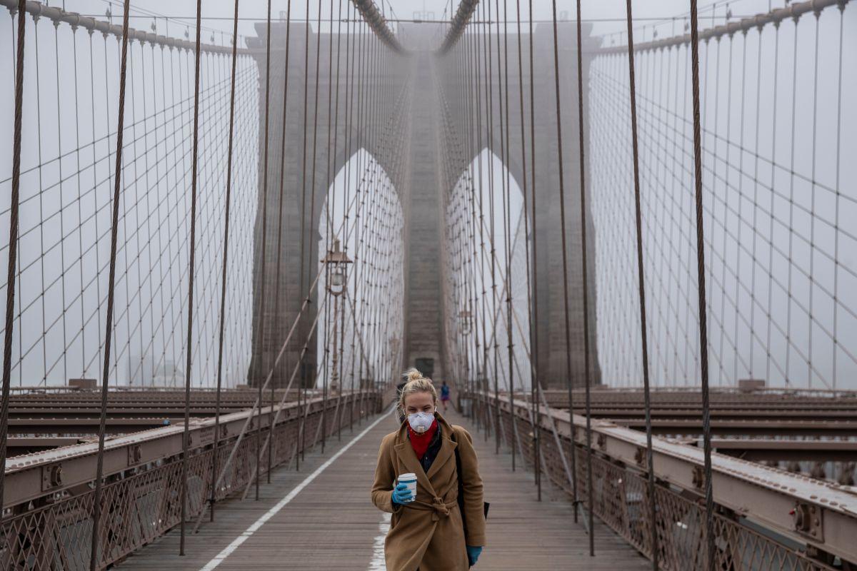 Nueva York supera los 20,000 casos de coronavirus y los 150 muertos