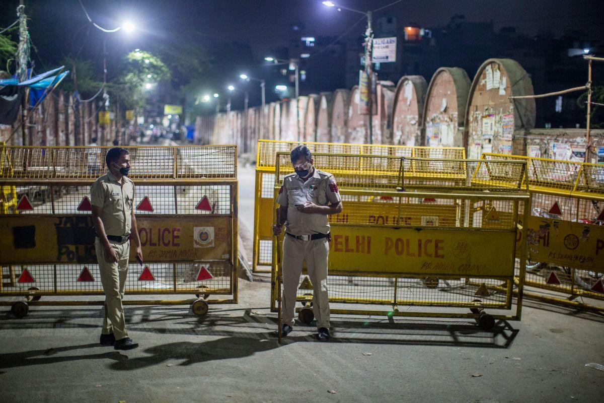 India pone a sus 1,300 millones de habitantes en confinamiento total por coronavirus