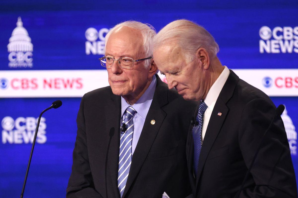 Biden y Sanders: dos visiones lideran la competencia demócrata con miras a vencer a Trump