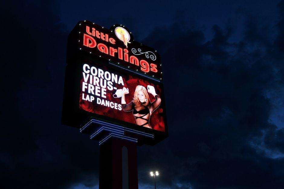 Prostíbulo de Nevada ordena a sus clientes usar mascarillas por coronavirus