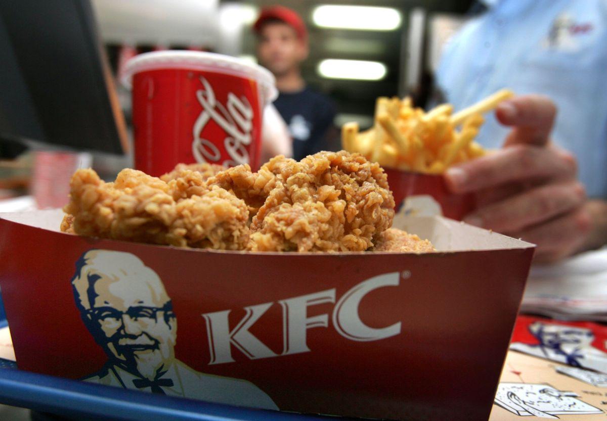 KFC dará tiras de pollo FREE todos los días hasta el 19 de diciembre