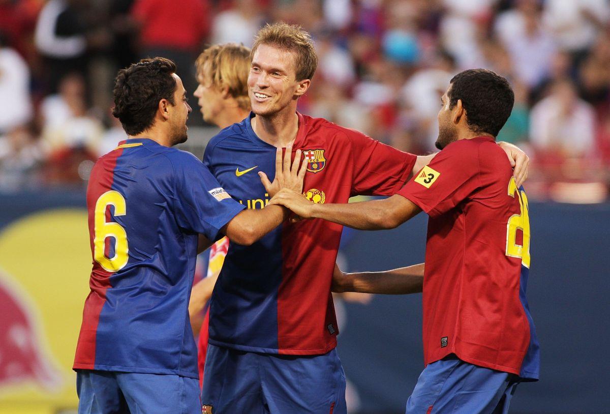 Exjugador del Barcelona invita a Lionel Messi y a ...