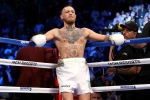 En un año McGregor saltará al ring, el equipo del irlandés asegura que regresará al boxeo