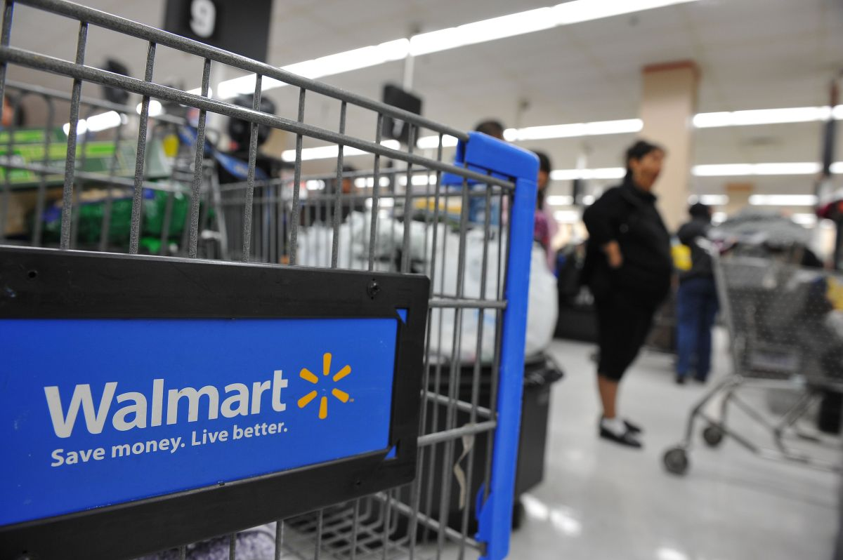 Obtén $10 dólares de descuento en Walmart al comprar comestibles en línea con este código