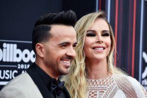 El hilo dental de la esposa de Luis Fonsi, Águeda López, incendió las redes sociales