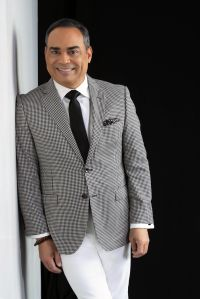 Gilberto Santa Rosa está listo para debutar en el Beacon Theater