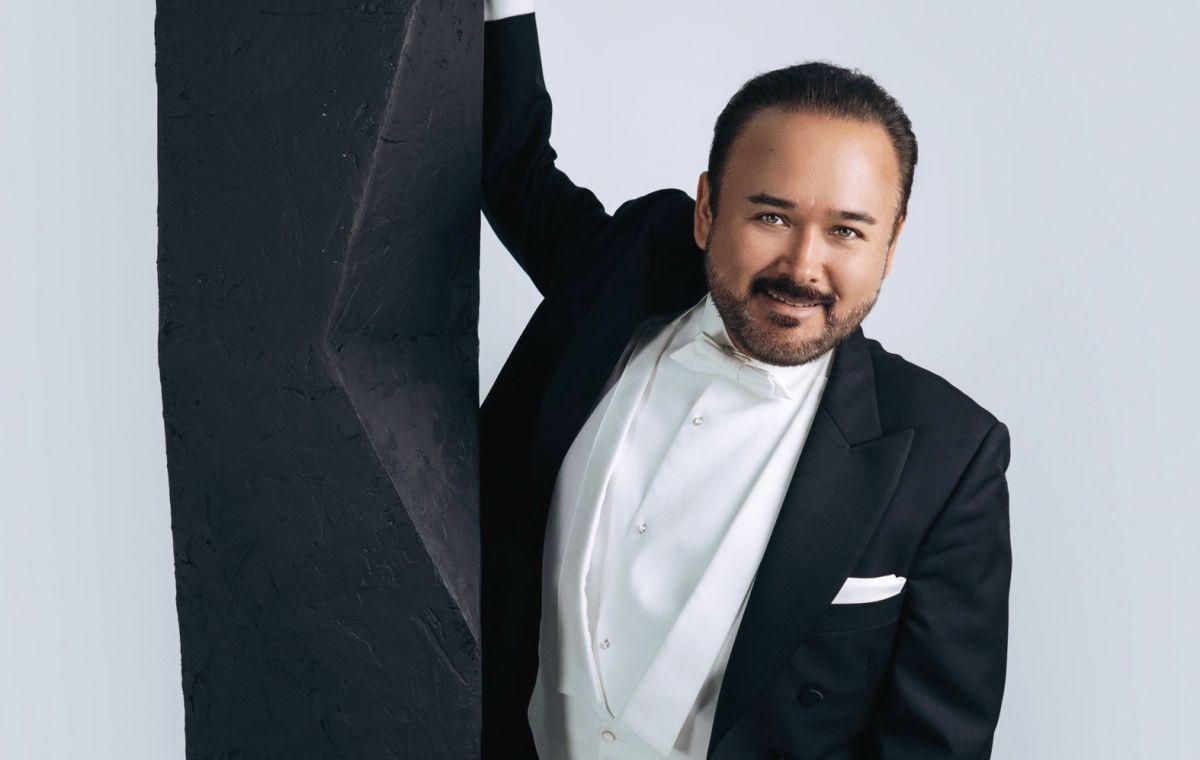 Javier Camarena vuelve a darle voz a 'Don Ramiro'