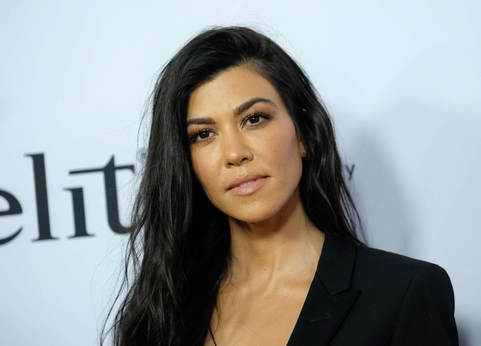 "¿Kourtney Kardashian sale de ""Keeping Up With the Kardashians""?"
