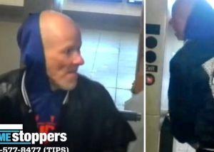 Ladrón toma a anciana de 84 años por el cuello, la roba en el banco y luego se cuela sin pagar en el Metro de Nueva York
