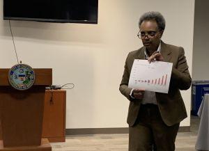 Alcaldesa de Chicago firma orden para ayudar económicamente a indocumentados ante coronavirus