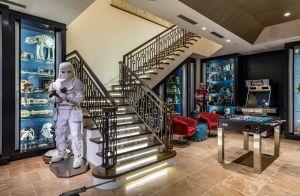 """""""La Guerra de las Galaxias"""" en casa: así es la estrategia para vender una mansión de $32 millones"""