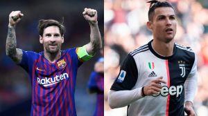 Los retratos de Messi, Cristiano y Chicharito hechos de cristal que valen millones de dólares