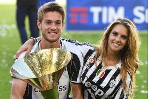 Conoce a la esposa de Daniele Rugani, el futbolista de la Juventus con coronavirus