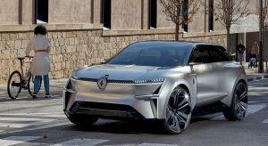 Conoce el Renault Morphoz, al auto que puede cambiar de tamaño