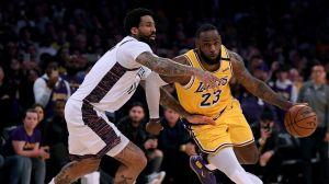 Coronavirus: Alerta en L.A., cuatro jugadores de Nets contagiados y su último partido fue contra Lakers