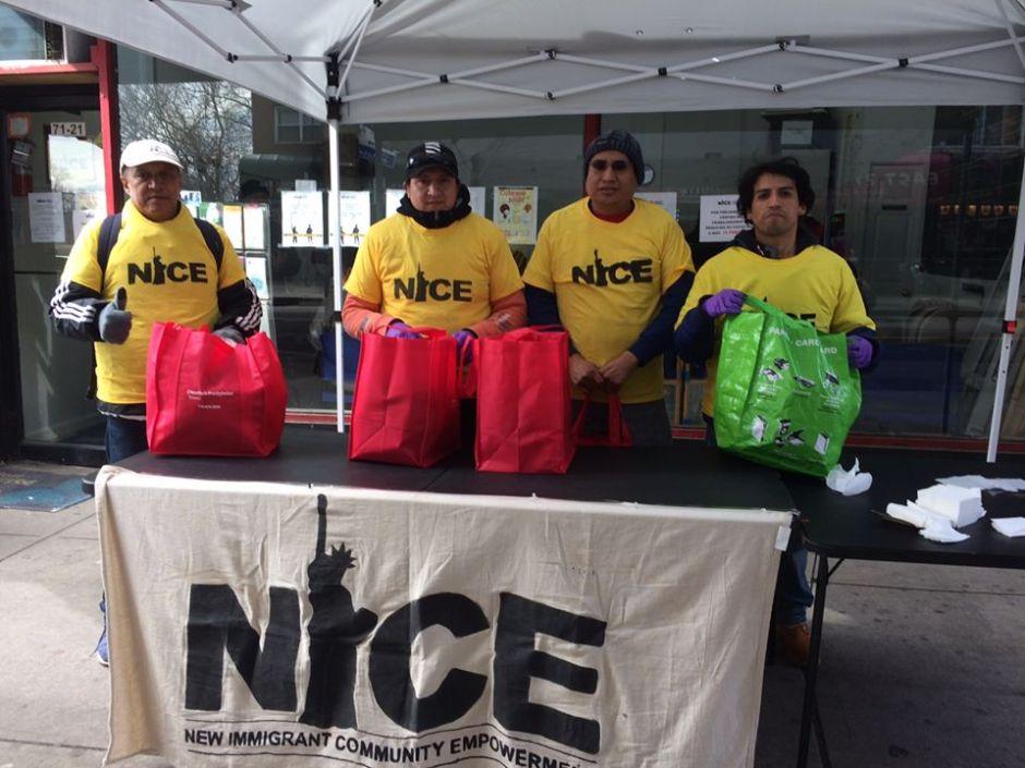 Organizaciones buscan ayudar a jornaleros de NYC