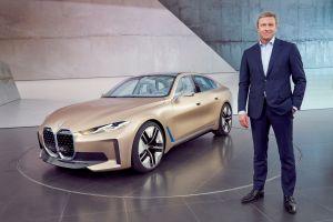 Conoce el i4 Concept de BMW