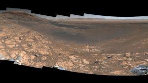 Cómo es Marte: La sensacional foto de muy alta resolución de la sonda Curiosity que lo muestra