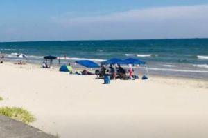 Texas: Una pareja de vacaciones en South Padre Island dio positivo por el coronavirus
