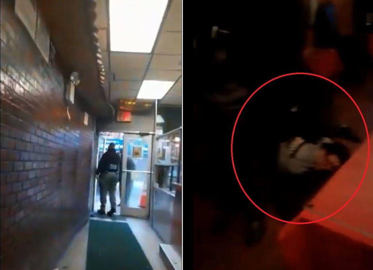 VIDEO: ICE causa indignación por redada en restaurante y lanzar gas pimienta a inmigrante en Brooklyn