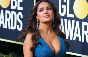 Aseguran que Salma Hayek tuvo un amorío con ejecutivo de Televisa para obtener protagónicos