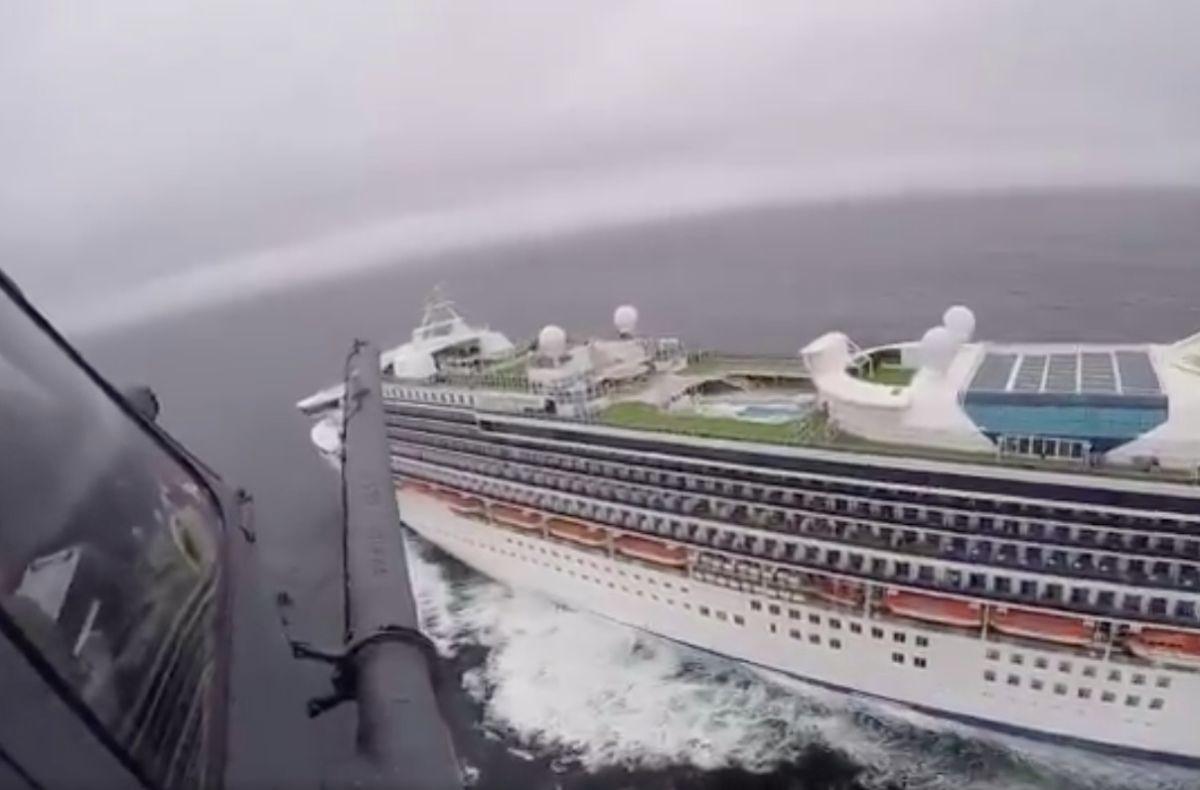Crucero varado por coronavirus desembarcará en Oakland el lunes