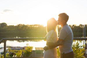 ¿Cómo medir tu relación de pareja según el tipo de beso?