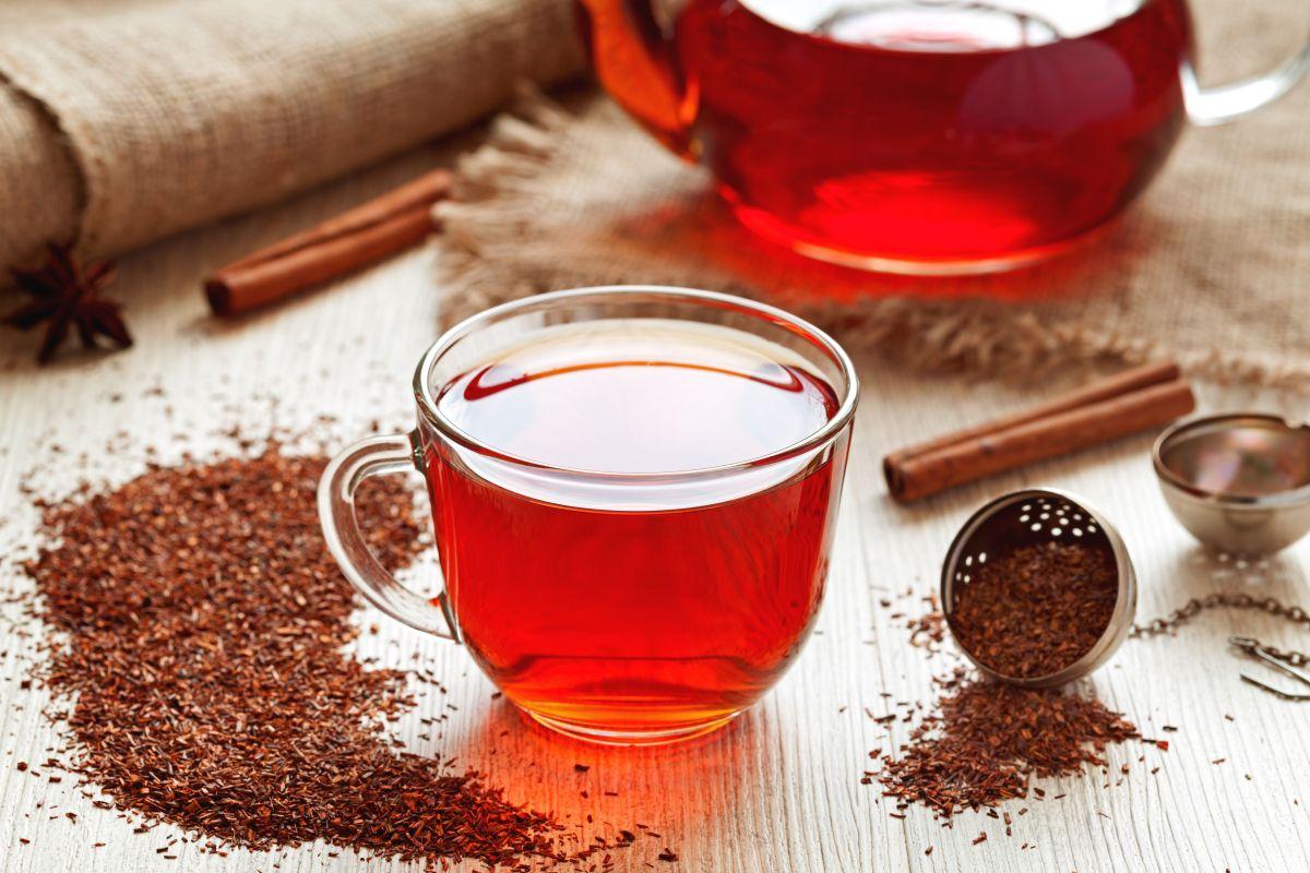 Cómo el té rojo puede ayudarte a bajar de peso en 7 días