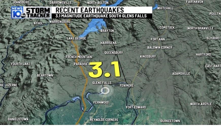 Inusual sismo sacudió la zona capital de Nueva York