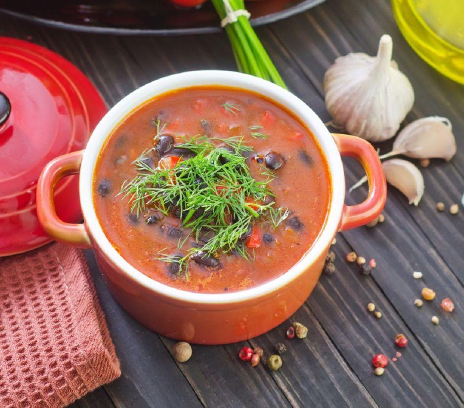 4 nutritivas sopas de verdura para fortalecer el sistema inmunológico