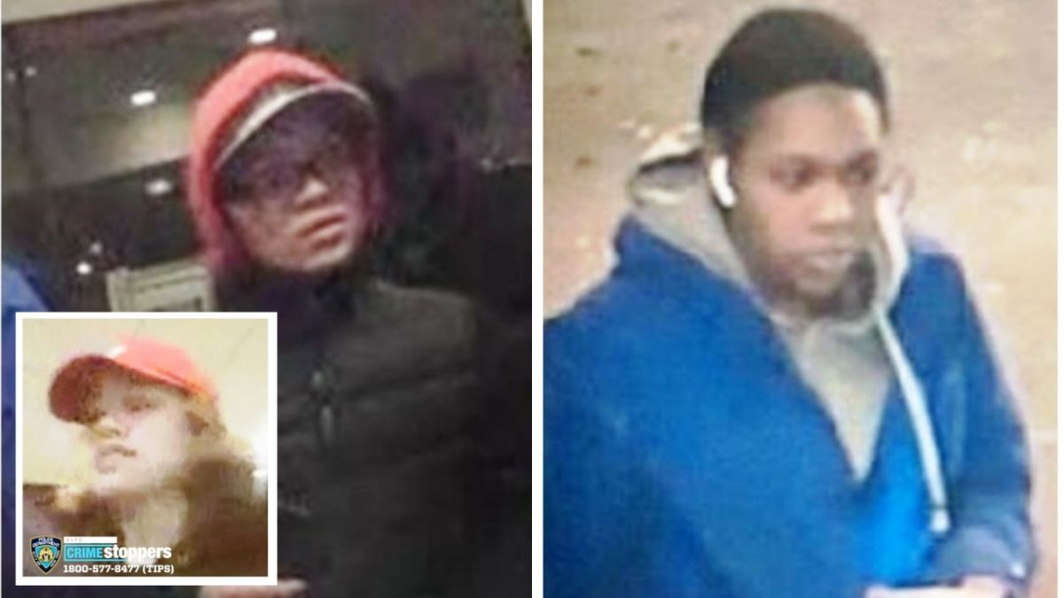 """Dos jóvenes latinas detenidas por golpiza mortal a otra mujer en ATM """"Bank of America"""" en El Bronx"""