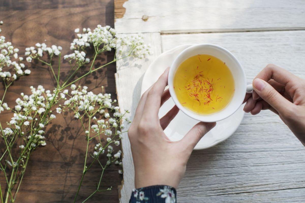 Un regalo para la salud: té de hojas de guayaba