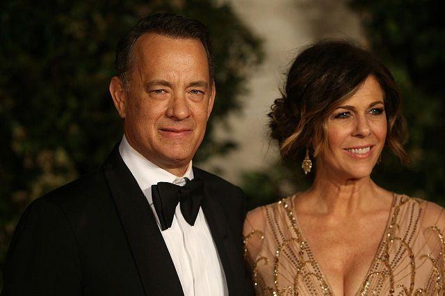 Tom Hanks y su esposa Rita Wilson comparten primera foto como pacientes de coronavirus en Australia