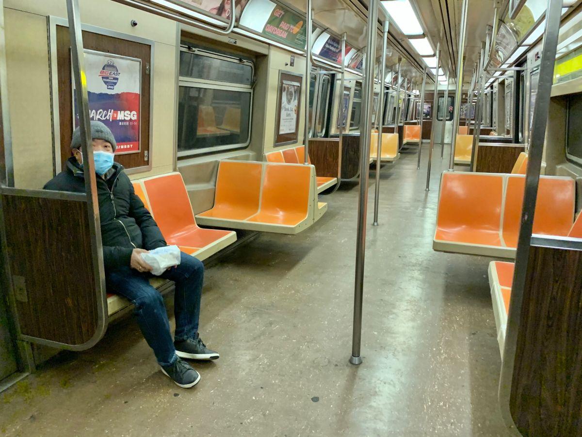 Más de 50 casos de coronavirus en la MTA ponen freno al servicio del Subway