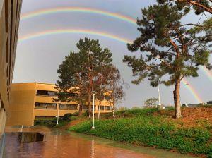 Segunda ronda de lluvia y tormentas eléctricas se dirige al sur de California
