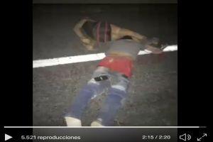 VIDEO: Cártel del Golfo interroga a dos narcos y después los ejecuta sin contemplación