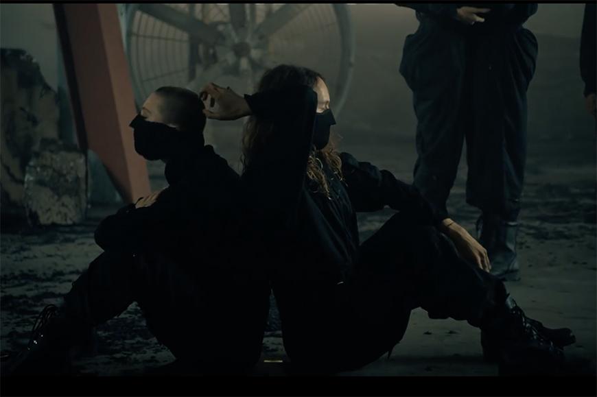 Video 'Falta Amor'