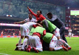 ¡Espera rival! Xolos aplastó al Toluca y está en la Final de la Copa MX