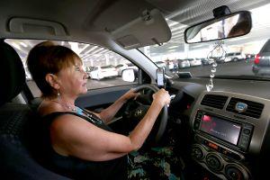 Coronavirus: conductores de transporte compartido sin protecciones y con menos ingresos