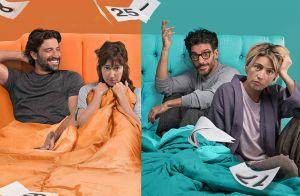 Así son los personajes y el elenco de '100 Días Para Enamorarnos', la nueva comedia de Telemundo