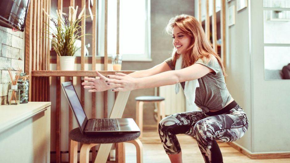 5 actividades que puedes hacer en casa para mantenerte en forma durante la cuarentena