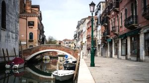 El drama de Venecia sin los turistas por el coronavirus