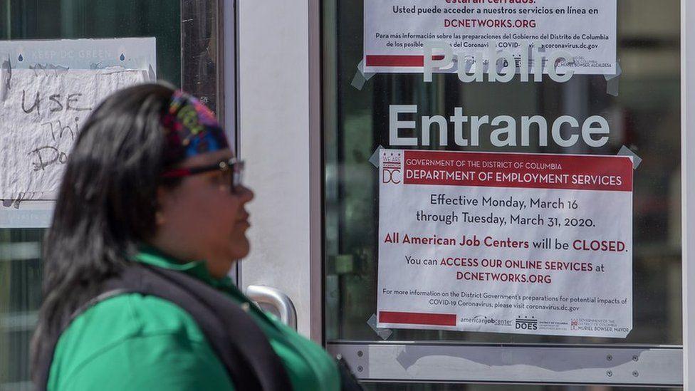 La crisis del Covid-19 acaba con 36.5 millones de empleos en ocho semanas