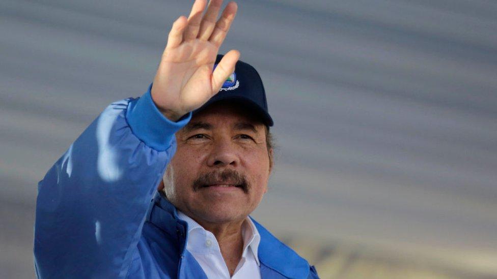 Coronavirus   La larga ausencia en Nicaragua de Daniel Ortega, el único presidente de América Latina que no ha aparecido en público ante la crisis del covid-19